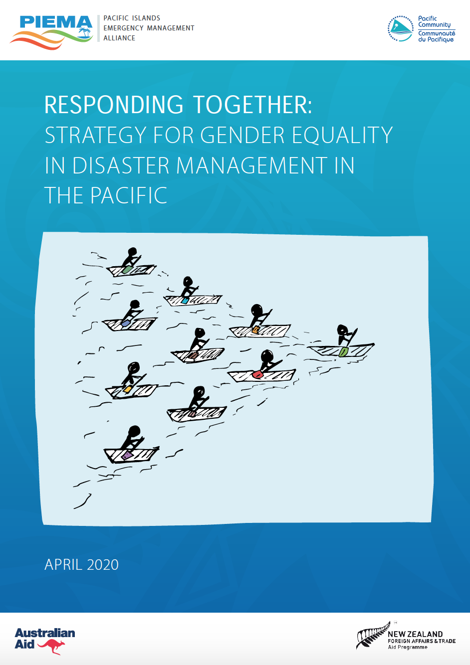 Responding Together: Strategy for gender equality in disaster management in the Pacific