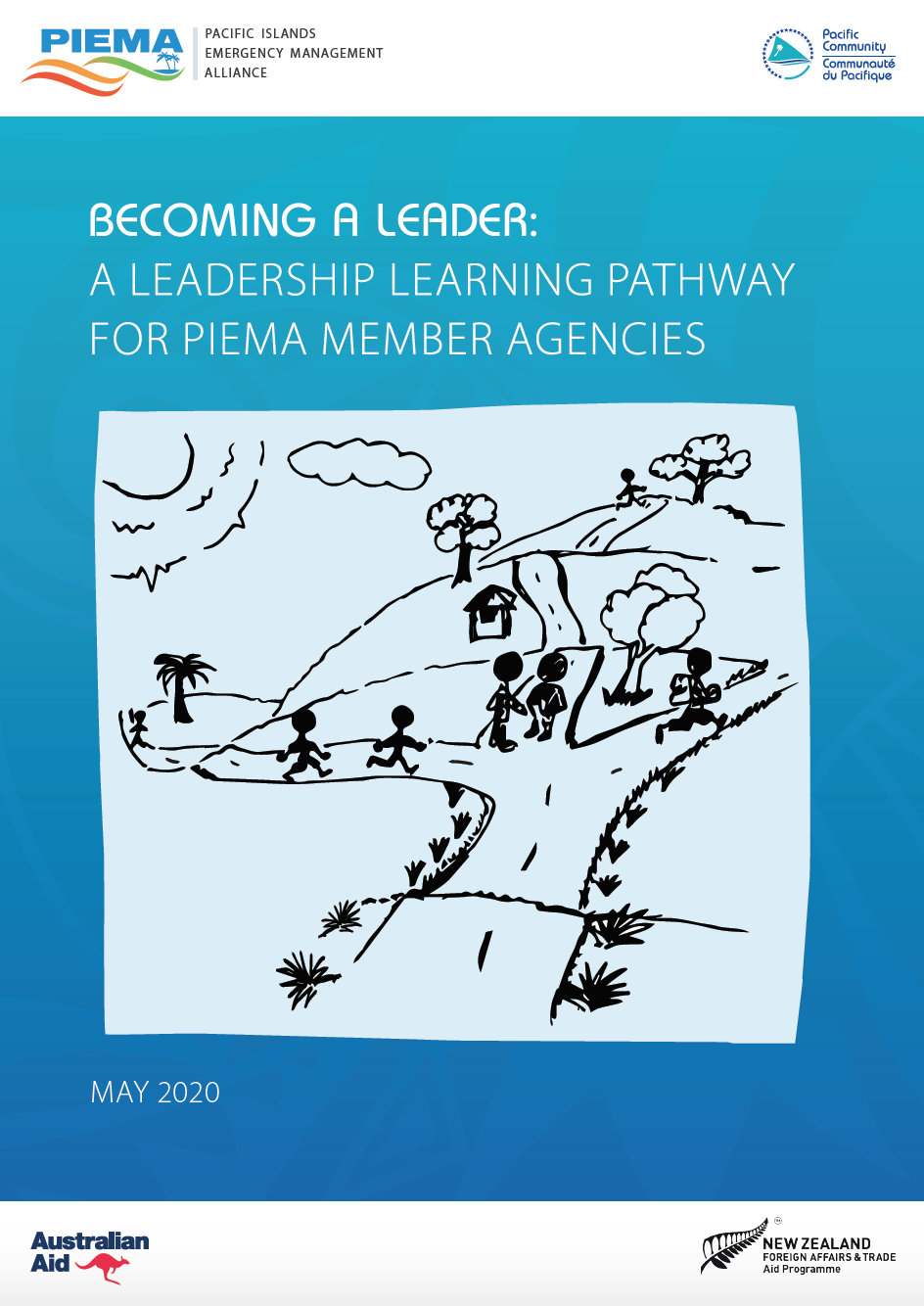 Becoming a Leader: A leadership learning pathway for PIEMA member agencies