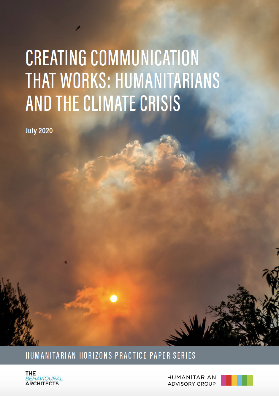 Creating Communication That Works: Humanitarians and the climate crisis