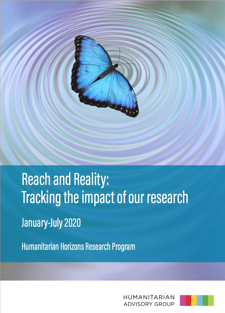 Reach and Reality: Tracking the impact of our research