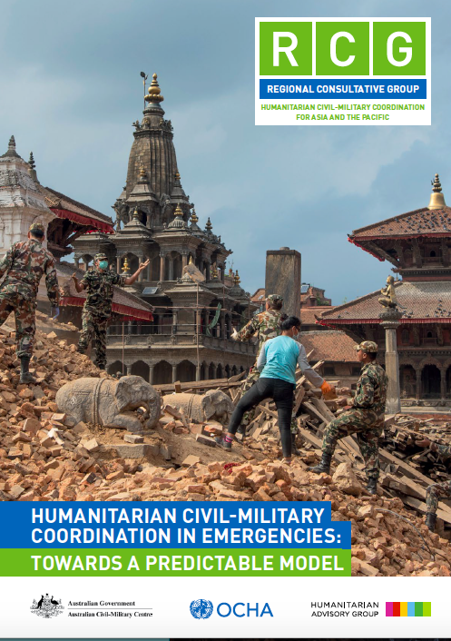 Humanitarian Civil-Military Coordination in Emergencies: Towards a Predictable Model