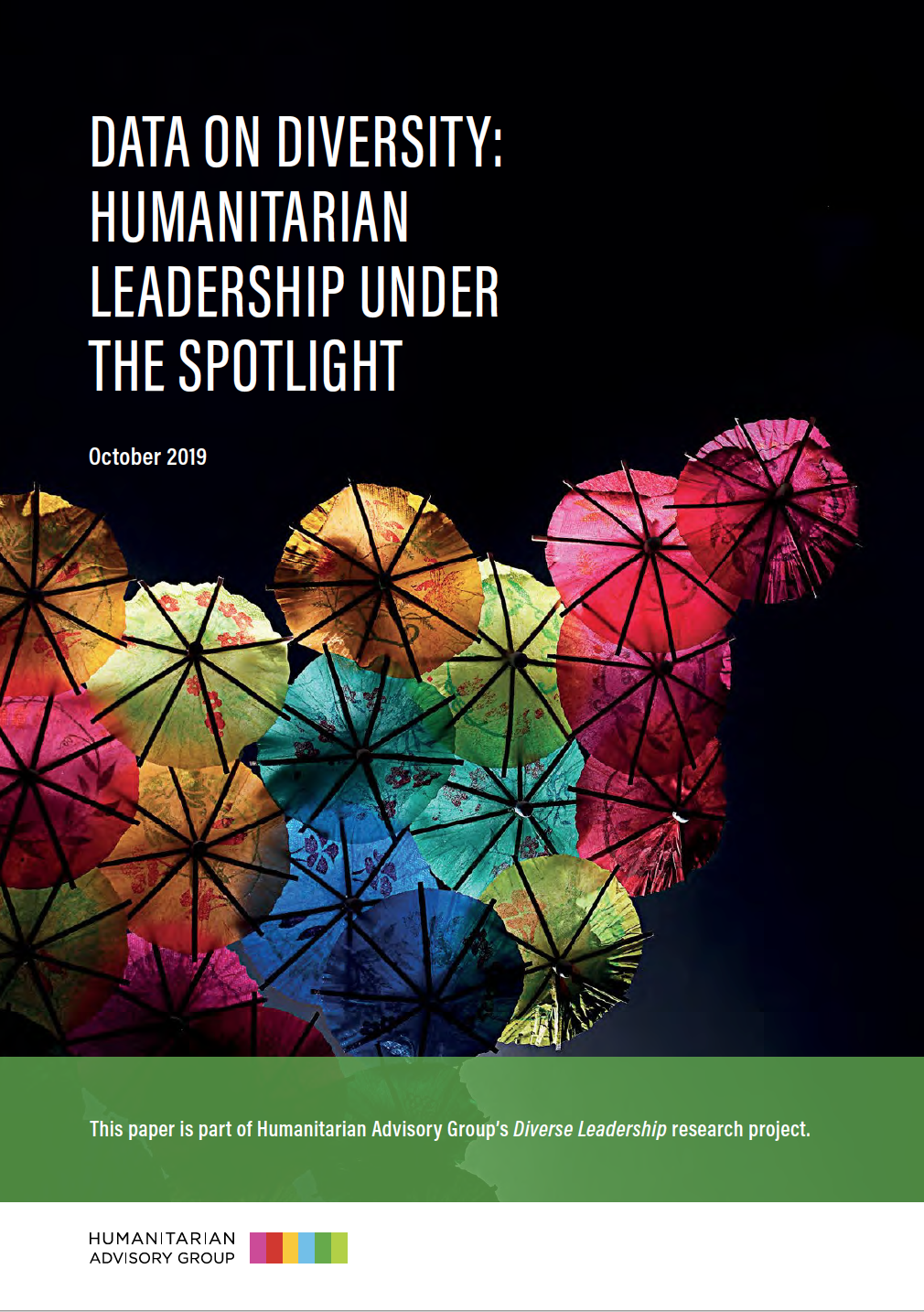 Data on Diversity: Humanitarian leadership under the spotlight
