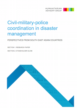 Civil-Military-Police Coordination in Disaster Management: Perspectives from South East Asian Countries