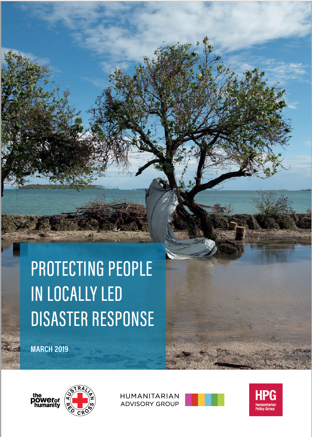 Protecting People in Locally Led Disaster Response