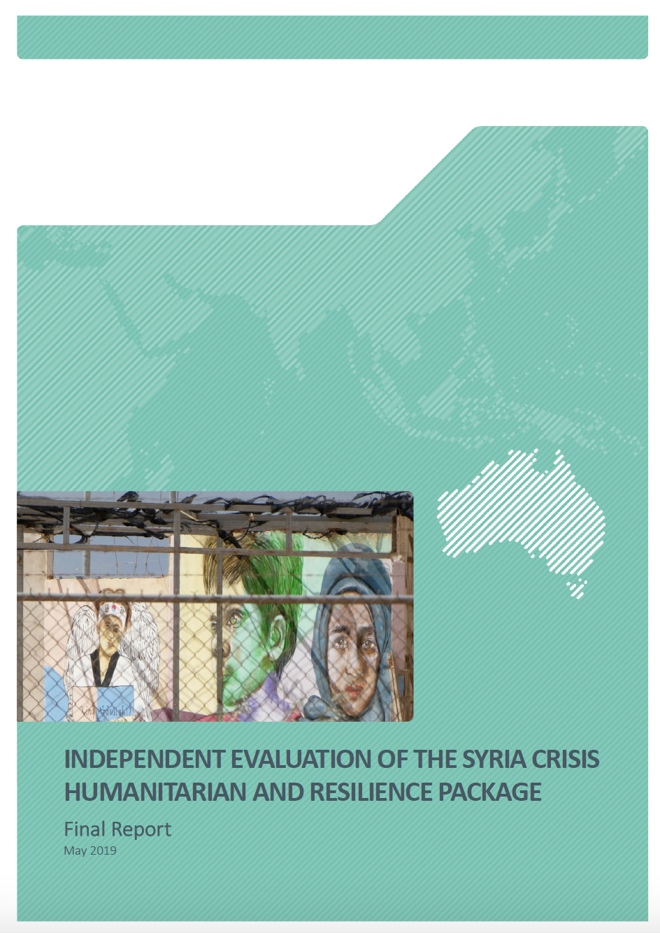 Independent Evaluation of the Syria crisis humanitarian and resilience package